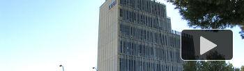 Edificio del CEEI en Albacete.