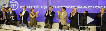 Mariano Rajoy preside la reunión del Comité Ejecutivo Nacional