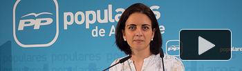 Belén Torres, senadora del Partido Popular.