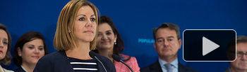 Cospedal presenta a los candidatos del PP de Castilla-La Mancha a las Elecciones Generales