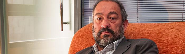 Julián Garde, vicerrector de Investigación y Política Científica de la UCLM.