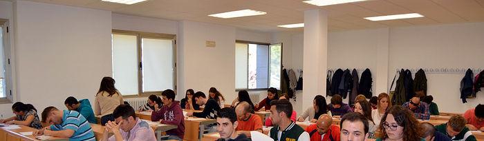 Los exámenes se celebraron los días 28 y 29 de abril.