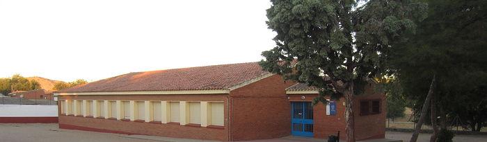 Colegio Publico José Maria Morcuera, Polán.