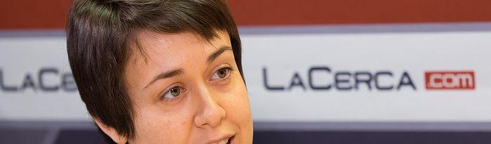 Teresa Arávalo, diputada nacional de Podemos por la provincia de Albacete.