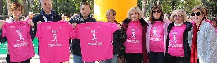 IX Carrera por la Salud de la Mujer 'Memorial Mª José Merlos'