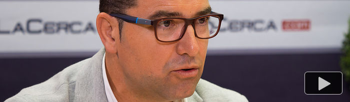 Modesto Belinchón, secretario general de la Agrupación Local del PSOE de Albacete