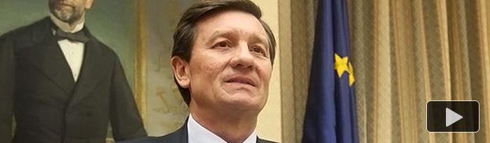 Antonio Gutiérrez. Foto de archivo