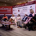 VII Foro Castilla-La Mancha de Cerca, con la ponencia de Araceli Martínez, directora del Instituto de la Mujer de C-LM.