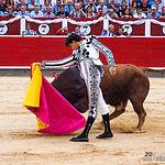 Roca Rey - Primer toro - Corrida 09-09-17