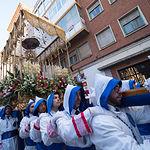 Semana Santa de Albacete - Procesión del Calvario - Jueves Santo