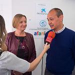La Directora Territorial de CaixaBank en C-LM y Extremadura pone en valor el trabajo de AFANION por los niños con cáncer y sus familias