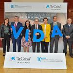 """Acto de conmemoración de los 10 años del Programa para la Atención Integral a Personas con Enfermedades Avanzadas de """"la Caixa"""""""