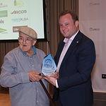 Entrega de los premios de Aprecu. Foto: La Cerca - Manuel Lozano Garcia