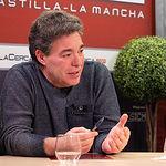 José Luis Alvarado. Miembro y portavoz de la plataforma 'Stop Desahucios'