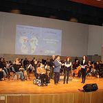 Inauguración de la XX edición del programa 'Toca la Banda'.