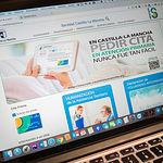 Web de Cita en Atención Primaria del SESCAM