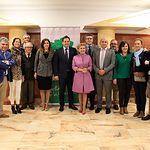 Acto organizado por AFAMMER con motivo del Día Internacional de la Mujer.