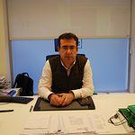 Juan Francisco Ruiz López, secretario general de SATSE Castilla-La Mancha.