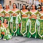 Las Fiestas de Moros y Cristianos de Caudete se celebran entre el 6 y el 10 de septiembre y están declaradas de Interés Turístico Regional.