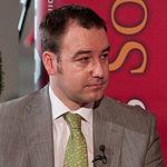 Dionisio Gómez, gerente del Palacio de Exposiciones y Congresos de Albacete.