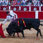 Feria Taurina Albacete 2019 - Quinto toro Rubén Pinar.
