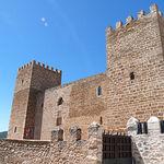 Castillo de Santiuste.