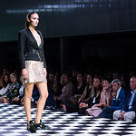 Desfle de Ana Locking en el III AB Fashion Day