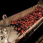 Barco Aquarius-4 - Imagen TVE