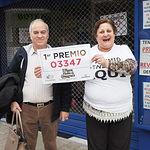 Ascensión Garví, receptor 1055. Avenida España 13. Gordo 3347