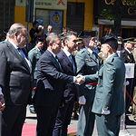 Acto central del 175 aniversario de la fundación de la Guardia Civil. (Fotos: José Ramón Márquez // JCCM)