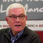 Manuel Matías Alemañy, presidente de la AA.VV. Barrio Sepulcro-Bolera