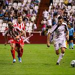 Partido entre el Albacete Balompié y el Girona FC de La Liga Smartbank jugado el 23 de agosto de 2019. Foto: La Cerca / Manuel Lozano García.
