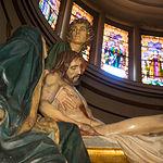 """Paso de """"El Santo Sepulcro"""", de la cofradía """"Nuestro Padre Jesús Nazareno"""""""