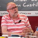 Esteban Ortiz, jubilado de Educación