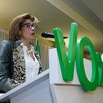 Rosario Velasco Hernández, presidenta provincial de VOX en Albacete
