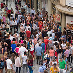 Noche Mágica del Comercio en Albacete