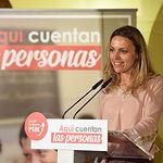 María Jesús Merino, candidata a la Alcaldía de Sigüenza.