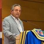 Juan Gil, diputado provincial de la Diputacón de Albacete