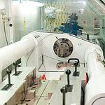Talleres de Hidráulica. Banco de pruebas del Eurofigther.