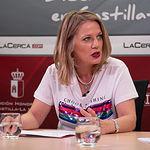 Raquel Haro Herreros, presidenta A.V. Barrio Medicina