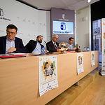 Presentación del IX Campeonato Nacional de Fútbol 7 Inclusivo y los IV Premios FECAM de Deporte Inclusivo. Foto: Manuel Lozano García / La Cerca