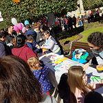 Actos del Día Internacional del Niño con Cáncer.