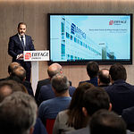 Inaugiración de la nueva sede central de Eiffage Energía en Albacete
