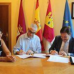 Firma Ayuntamiento- Banco Sabadell.