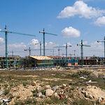 Los constructores se quejan de la lentitud en la tramitación burocrática para el desarrollo de los sectores. Foto: Albacete.