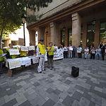 Pensionistas se movilizan en defensa de sus derechos