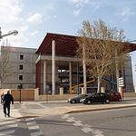 Obras de la Ciudad de la Justicia en Albacete