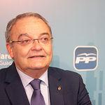 Juan Antonio de las Heras Muela, senador del PP por Guadalajara.
