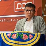 Diego Pérez, director provincial de Cultura de la Junta de Comunidades de Castilla-La Mancha en Albacete