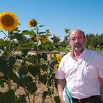 Francisco Montero Riquelme, director de la ETSIA y director técnico del Jardín Botánico de Castilla-La Mancha.